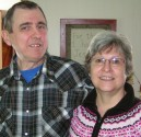 Gary & Elaine Fullerton: life as they knew it totally changed.