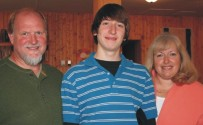 Ed & Karen Lytle with youngest son, Brad